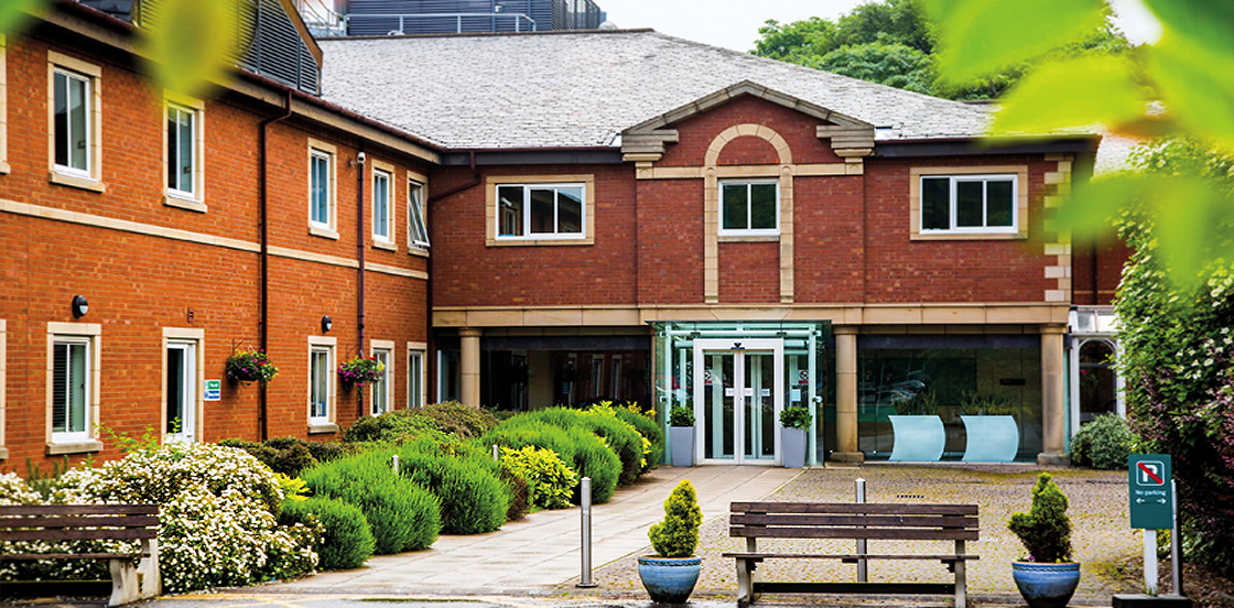 Spire Leeds Hospital West Yorkshire